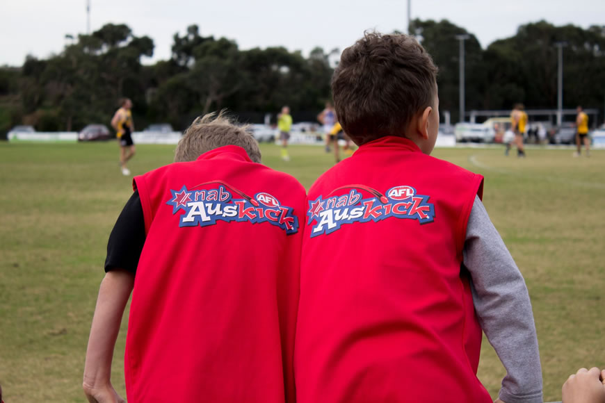Online registrations for Auskick 2108 are now OPEN!
