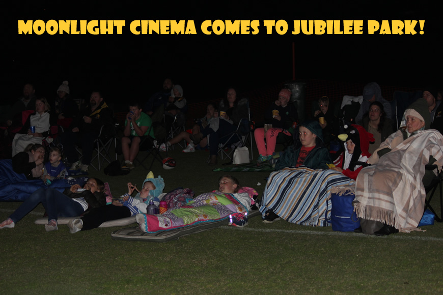 Moonlight cinema comes to Jubilee Park!