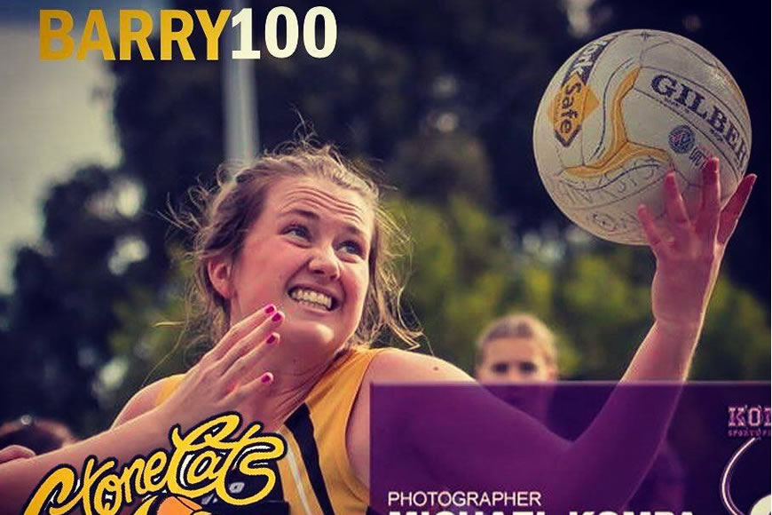 Barry 100 Games