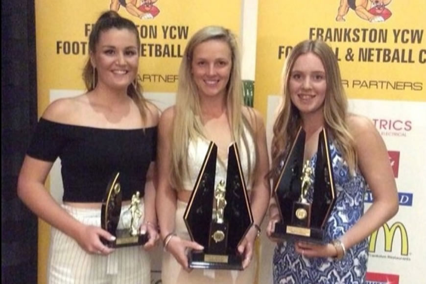 2019 Netball Awards Recipients