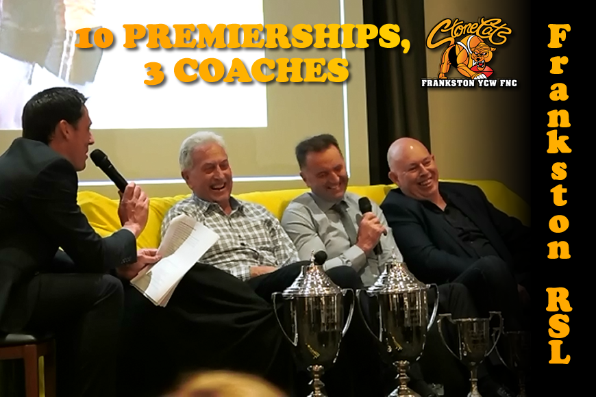 10 Premierships, 3 Coaches Highlights Video